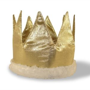 Custom sized Max, King's or Queen's Crown