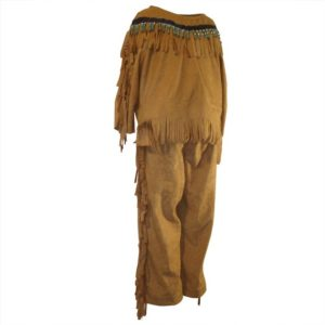 Custom Sized Boy's Native American Costume